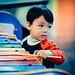 阿鴻 兩歲一個月 my son Rainy 25 month in 台中科博館   DSC_8388 by Ming - chun ( very busy )