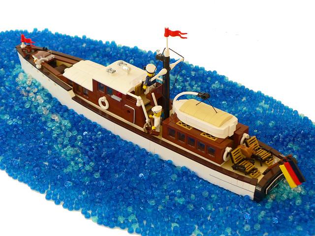 "Yacht ""Sirius"""