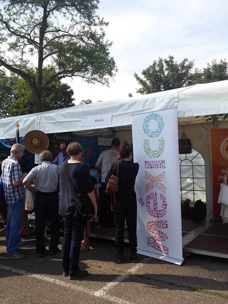Participación en el día de las puertas abiertas del Ministerio Federal para la Cooperación Económica y Desarrollo, Alemania