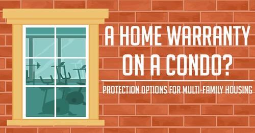 A condo on a home warranty? Banner