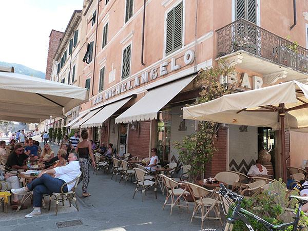 le bar Michelangelo