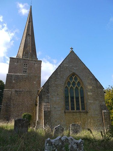 Saintbury Church