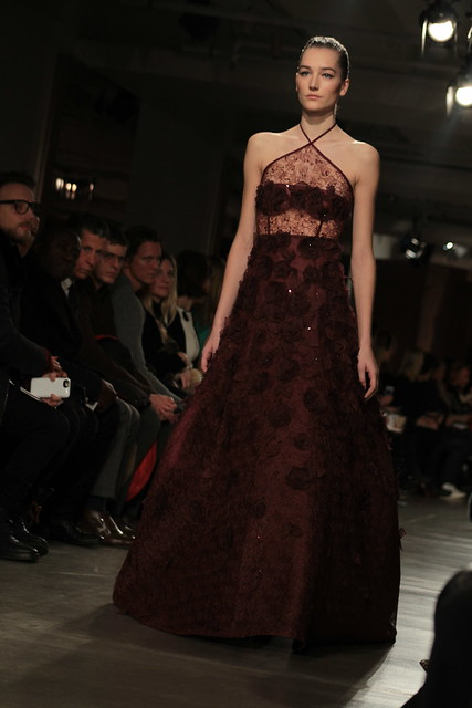 OSCAR DE LA RENTA Fall-Winter 2015 047