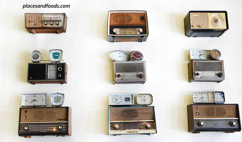one chun phuket old radios