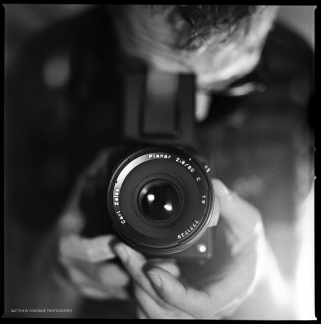 Hasselblad Selfie!