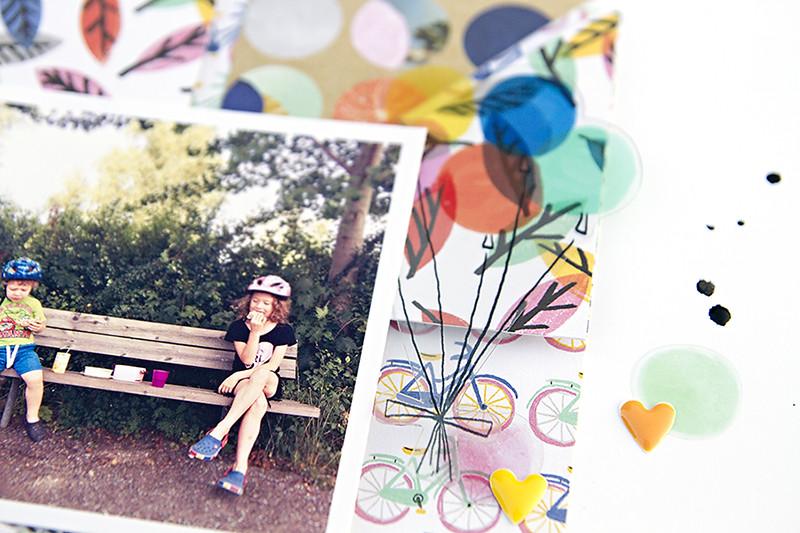Alex Gadji - Bike picnic closeup2