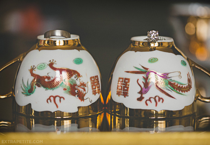 chinese wedding tea ceremony rings