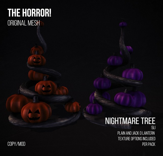 The Horror!~ Nightmare Tree @ The Season's Story