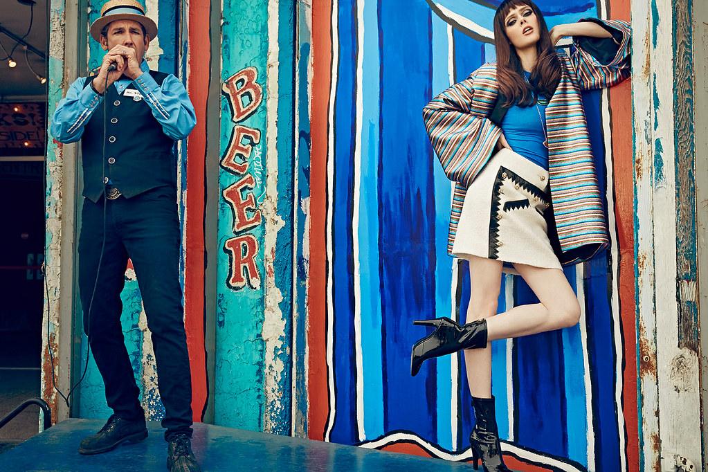 Коко Роша — Фотосессия для «Marie Claire» MX 2015 – 3