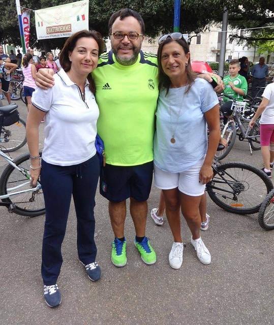 Rutigliano- La sesta edizione di Ri-pedalando pedalando (3)