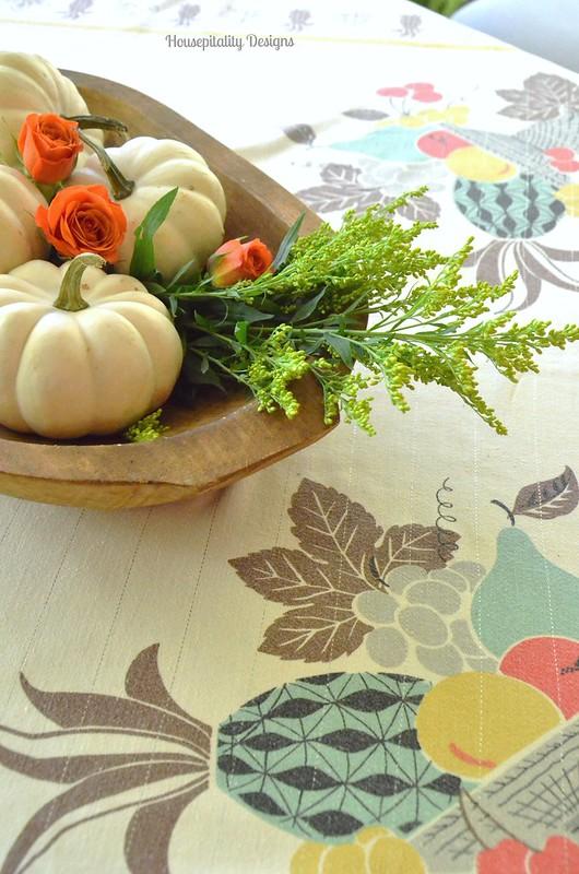 Dough Bowl Centerpiece - Housepitality Designs