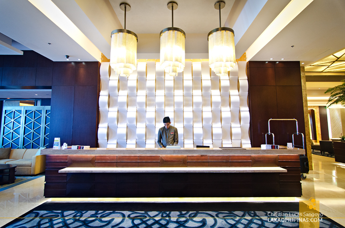 Crimson Hotel Alabang Lobby