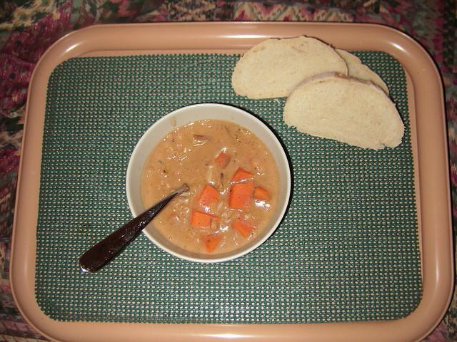 Mussaman Sweet Potato and Lentil Soup