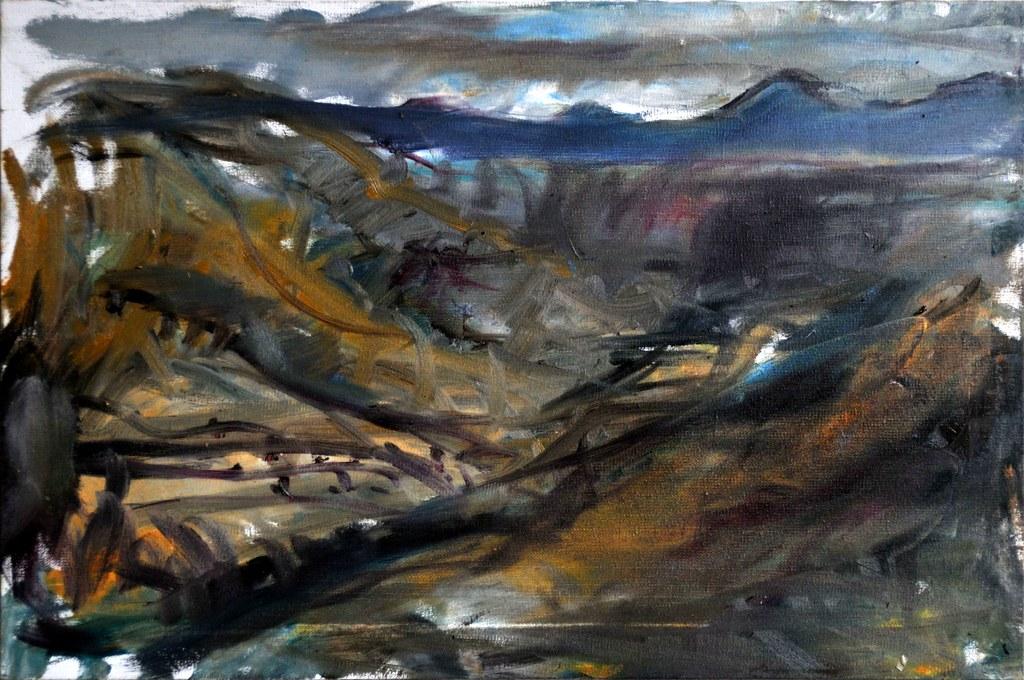 Landscape Vardzia  Nugzari Natenadze