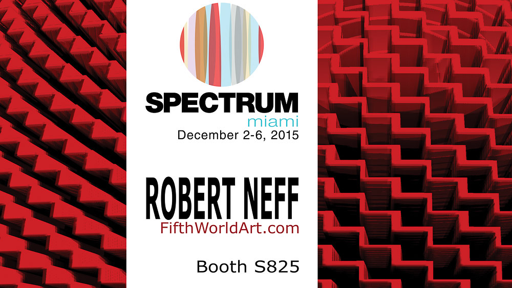 Contemporary Artist Robert Neff to Exhibit at Art Miami's SPECTRUM Miami
