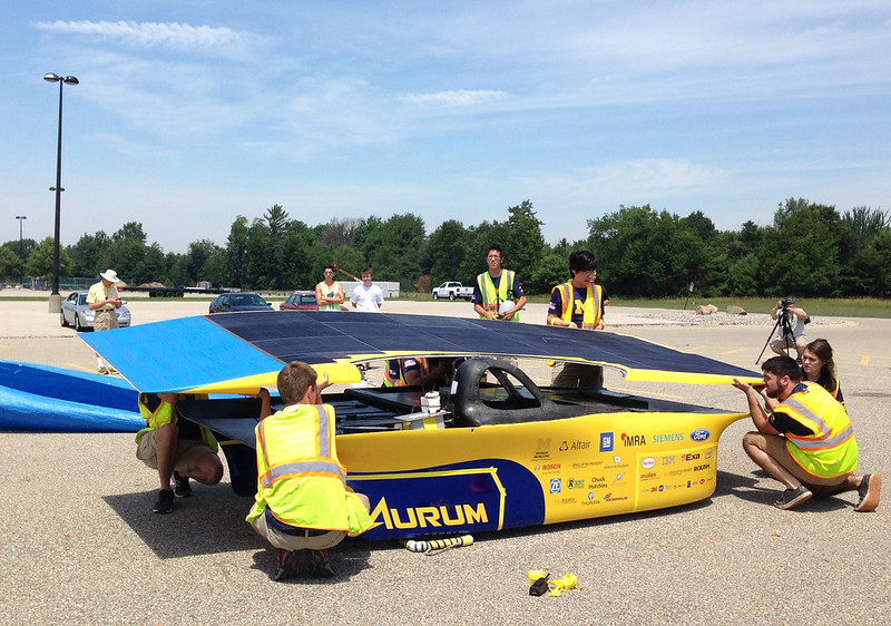 IBM Cognitive Technologies to Help University of Michigan Power its Race Car  During World Solar Challenge