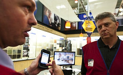 Store staff need to be tech-enabled in 2015