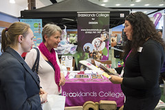 Hundreds descend on Surrey Opportunities Fair