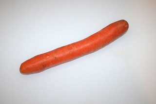 07 - Zutat Möhre / Ingredient carrot