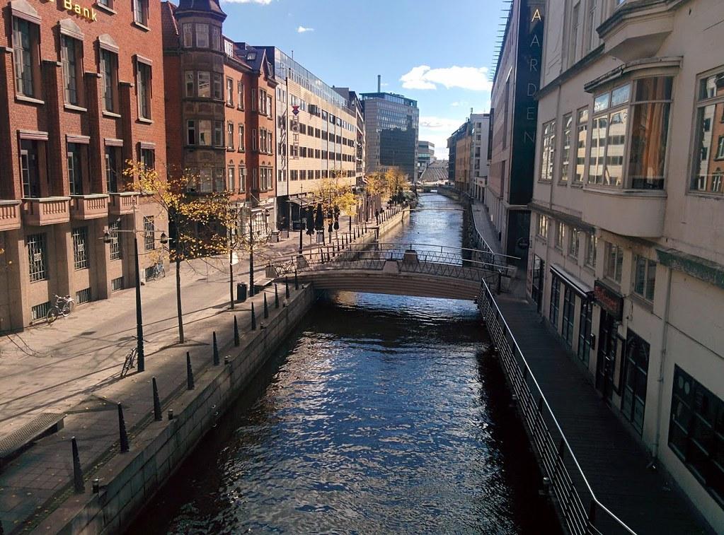 Århus kanalen