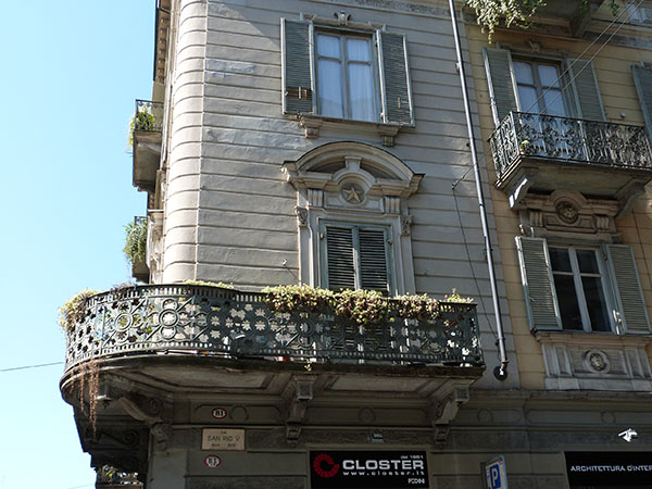 balcon ouvragé