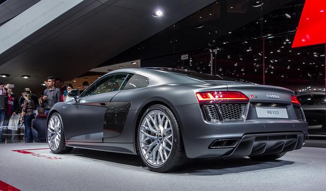 Audi R8 V10 (4S)