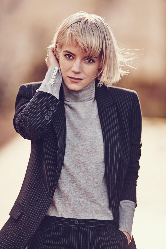 Лили Аллен — Фотосессия для «Vero Moda» Осень 2015 – 22