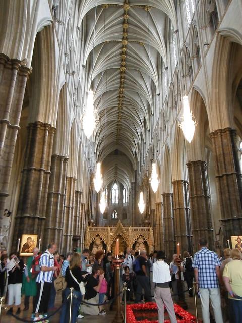 Londres abad a de westminster palacio de kengsington for Muebles abadia