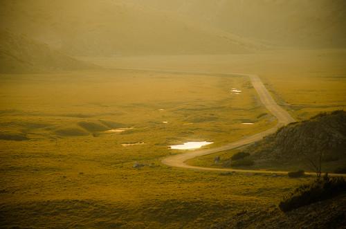 road sunset mountain mountains nature landscape nikon macedonia landschaft bistra nikond5100