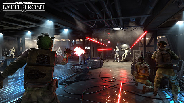 Star Wars Battlefront trucos para el juego