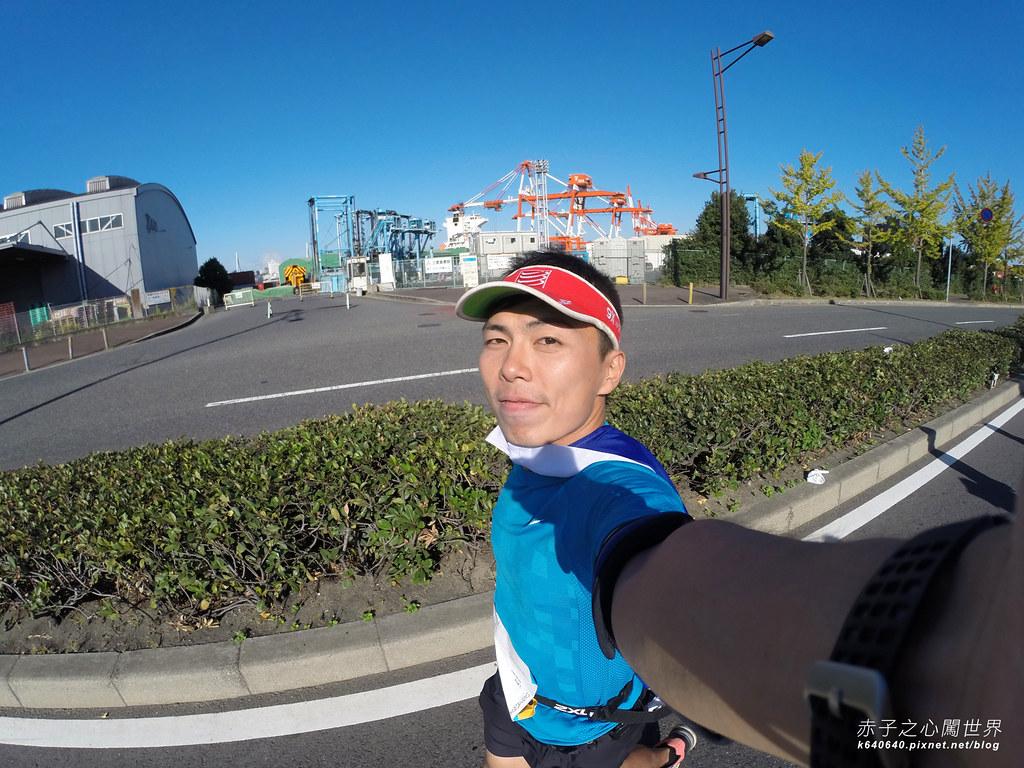 大阪馬拉松-跑步-69