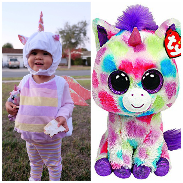 Melanie Halloween 2015 - Unicorn