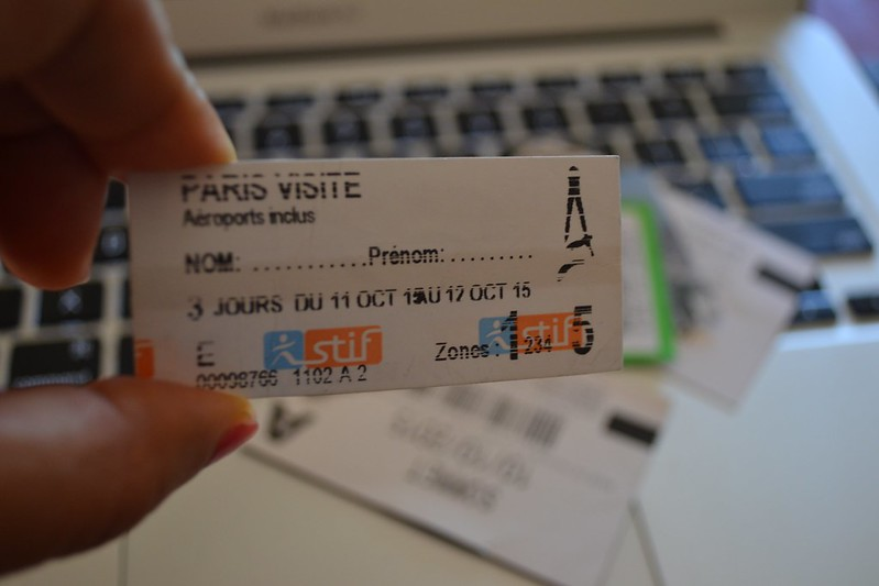 3 day Paris Visite Pass