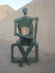 Sculpture Bahrain National Museum