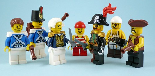 70413 The Brick Bounty figures01