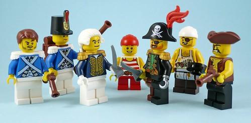 70413 The Brick Bounty figures01