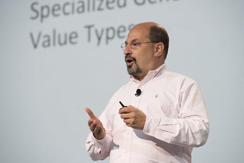 Brian Goetz, Java Keynote, JavaOne 2015 San Francisco