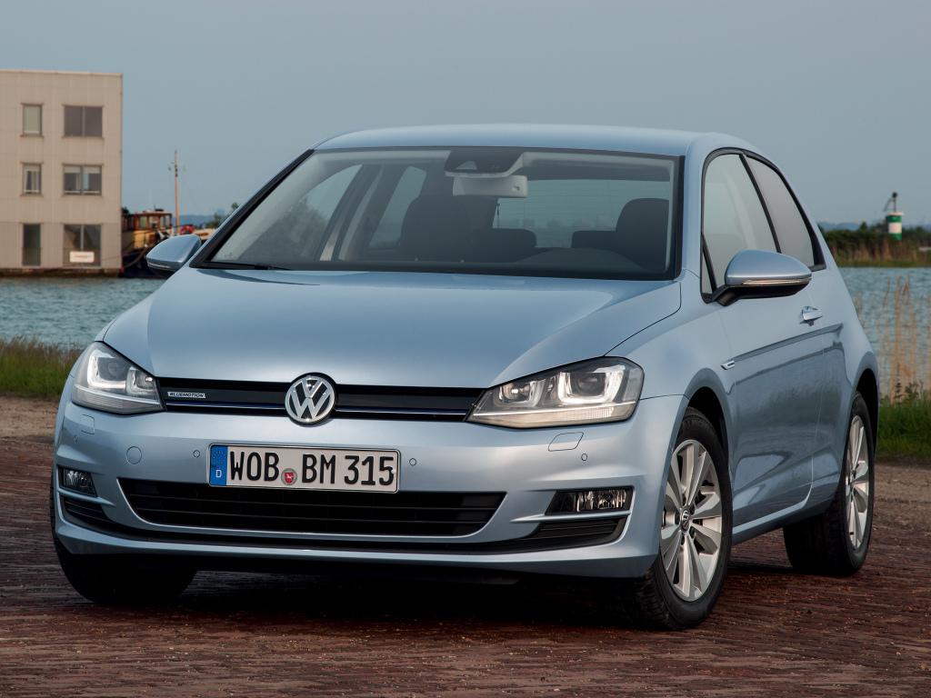 Цена Volkswagen Golf VII в Германии от 20 000 евро