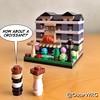 #LEGO #Bricktober #Bakery #HanAndLeia #Han #Solo #HanSolo #PrincessLeia #Leia #Organa #LeiaOrgana #LEGOstarWars #StarWars @starwars @lego_group @lego @bricknetwork @brickcentral