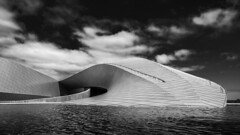 Den Blå Planet - Denmark National Aquarium BW