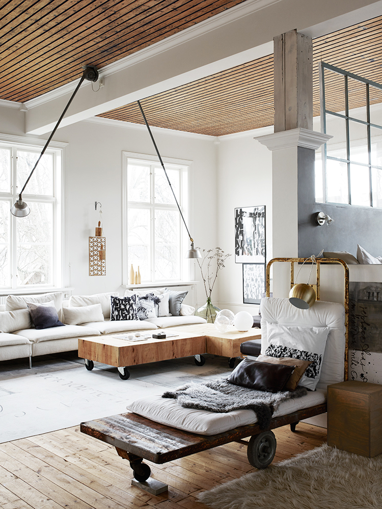 Swedish Minimalist home Decor Ideas