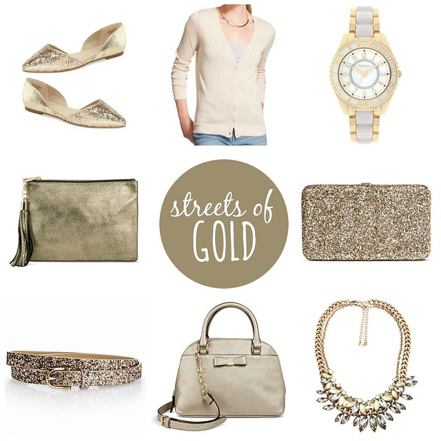 on trend streets of gold