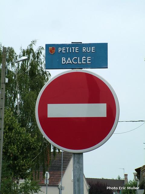 petite rue baclée