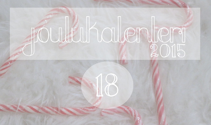 joulukalenteri luukku 18