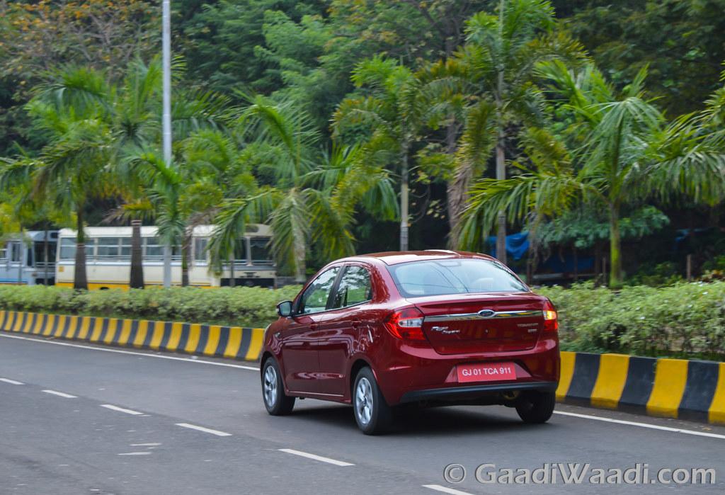 Ford Figo Aspire Review-37