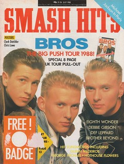 Smash Hits, July 13, 1988