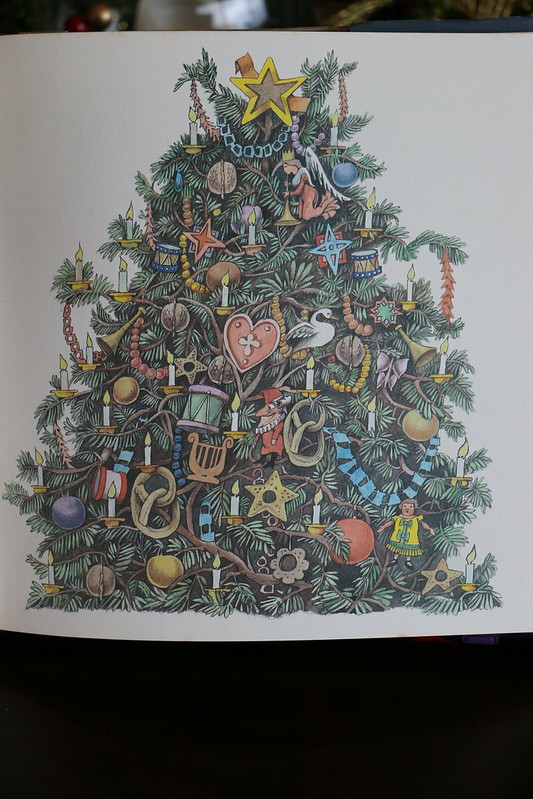 Maurice Sendak's Nutcracker- Christmas Tree