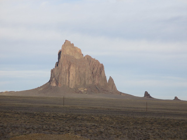 20161116 - Shiprock02, Canon POWERSHOT ELPH 140 IS