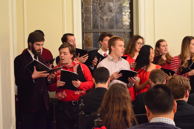 Lessons and Carols - 2016