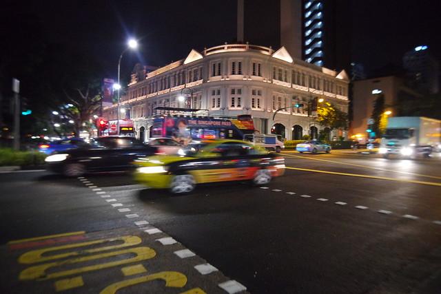 Rushing traffic